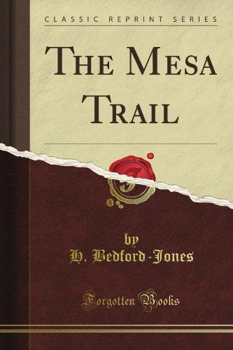 The Mesa Trail (Classic Reprint) front-812927