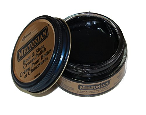 Meltonian Shoe Cream-Black-002 (Meltonian Shoe Cream Polish Olive compare prices)