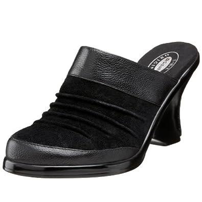 Amazon.com: Dr. Scholl's Women's Anthem Clog,Black,5 M US: Shoes