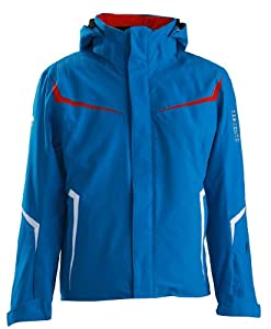Buy Descente D4-8640 Mens Victor Jacket Cobalt Blue Large by Descente