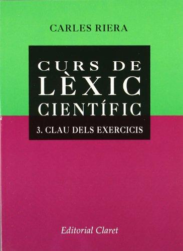 CURS DE LEXIC CIENTIFIC