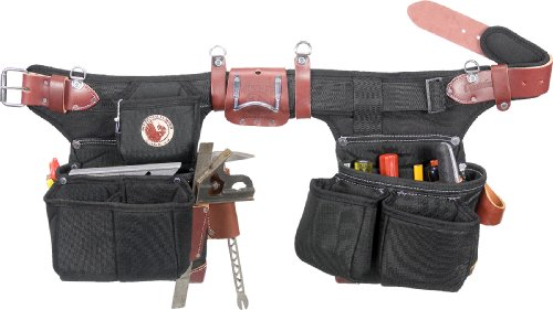Occidental Leather 9515 Adjust-to-FitTM OxyLightTM Framer (Tool Belts Occidental Leather compare prices)