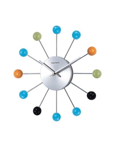 Verichron Atomic Ball Wall Clock
