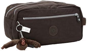 (狂跌)比利时吉普林猴子包 Kipling Agot 时尚手提包 咖啡色 $37.28