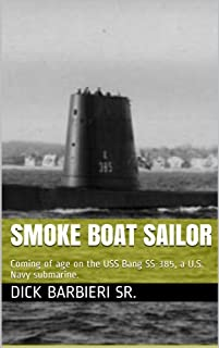 Smoke Boat Sailor by Dick Barbieri ebook deal