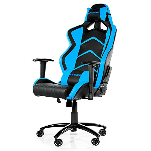 AKRacing-PlayerAKRacing-Player-Gaming-Chair-NeroRosa-nerorosa-AcciaioEcopellePlastica-2-posti