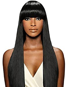 "SHAKE-N-GO XQ CUTICLE REMY YAKY HUMAN HAIR WEAVE 14"" - 1"