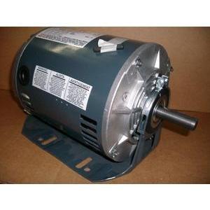 Marathon 56T34D5515B/Mot03079 1-1/2 Hp Electric Motor 208-230/460 Volt 3450 Rpm
