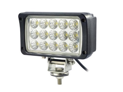 Newsun New Arrival 10-30V 45W Super Bright Led Work Light, Working Lamp, Tractor Offroad Flood Beam/Spot Beam Fog Light