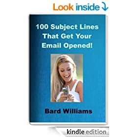 100 Subject Lines That Get Your Email Opened!