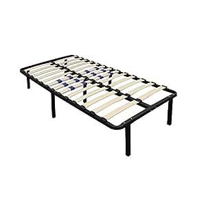 Swiss Pro Euro Base Slat Platform Bed Frame with