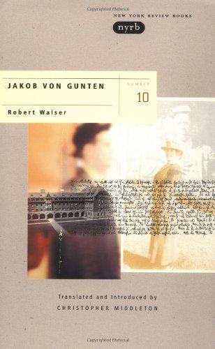 Image of Jakob Von Gunten