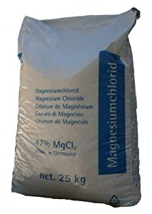 Zechsteiner Magnesium - Magnesiumchlorid 25 kg MgCl2