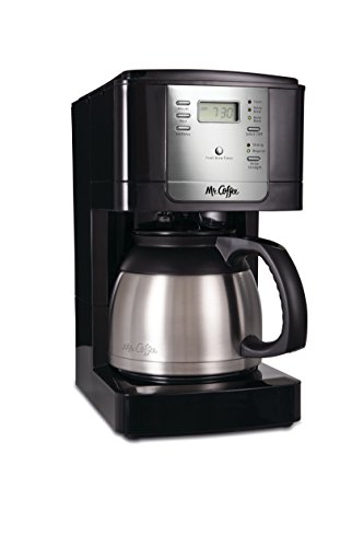 Mr. Coffee JWTX85 8-Cup Thermal Coffeemaker, Stainless Steel (Stainless Mr Coffee compare prices)
