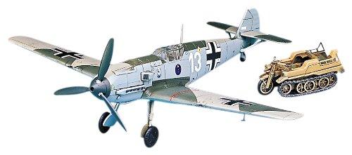 Academy Messerschmitt BF109E-3/4 Model Kit