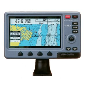 SI-TEX ColorMax Wide 7″ Panoramic LCD w/Internal Antenna