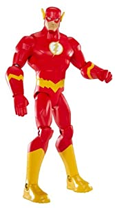 "Mattel DC Comics Total Heroes The Flash 6"" Action Figure"