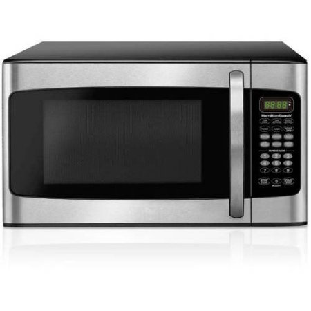 Hamilton Beach 1.1 cu ft Microwave, Child-safe lockout feature (Daewoo Over The Range compare prices)