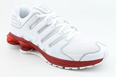 Nike Shox Air Lunar NZ Mens Running Shoes
