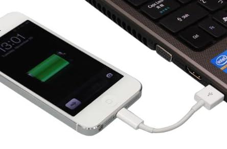 【ZONIC製】 ライトニング USBケーブル サイズ 10cm iPhone5 / iPod touch 第5世代 / iPod nano 第7世代 充電 データ通信 Lightning ケーブル LT-USB-7CM