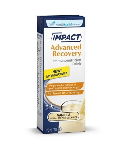Impact-Advanced-Recovery-Vanilla-Nutrition-Drink-6oz-15-Per-Case