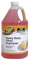 Zep ZUCIT128CA GAL ZepCitrus Degreaser - Quantity 4