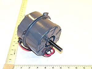 Oem upgraded emerson 1 8 hp 230v condenser fan motor for Emerson electric motor model numbers