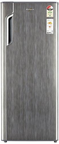Whirlpool 305 IMFresh PRM 280L 3S Single Door Refrigerator (Titanium)