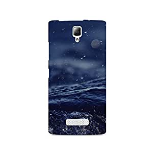 TAZindia Designer Printed Hard Back Case Mobile Cover For Lenovo A2010