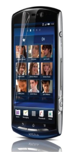 1 X Screenguard / Displayschutzfolie Xperia NEO Displayschutz SONY XPERIA NEO