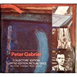 Peter Gabriel 1-3 [Car/Scratch/Melt] - Picture Discs