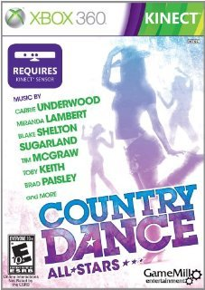 Country Dance Kinect Xb360