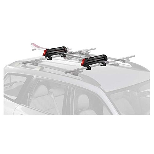 Yakima PowderHound 4-Ski Rooftop Carrier (Yakima Roof Rack Snowboard compare prices)