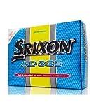 New Srixon AD333 Yellow Balls - 1 Dozen