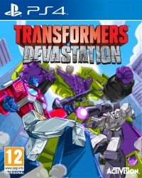 Transformers Devastation (PS4)