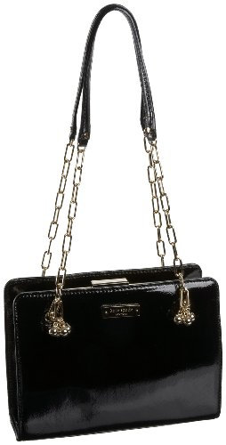Kate Spade Washington Mews Marcela Shoulder Bag,Black,one size