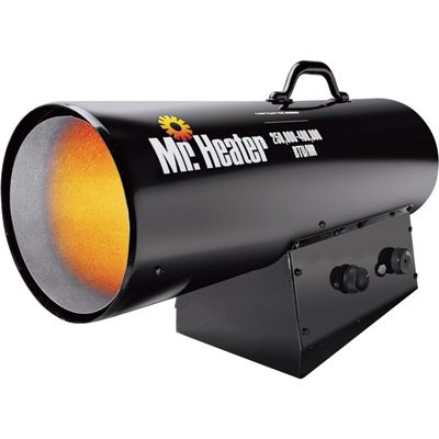 Mr. Heater 35,000 BTU Propane Forced-Air Heater #MH35FA (Small Portable Kerosene Heater compare prices)