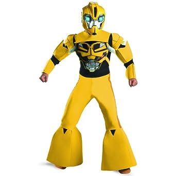 Amazon.com: Transformers Prime Bumblebee Animated Deluxe