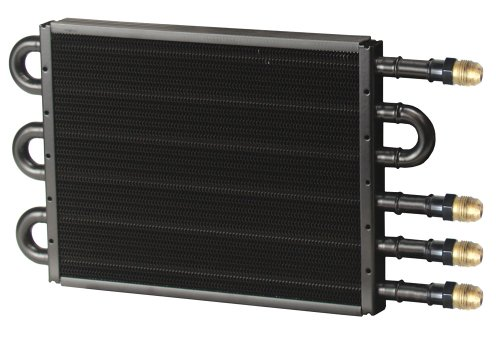 Derale 15331 Dual Circuit Tube and Fin Cooler Core 4 and 2 Pass Dual Core (Hvac Independent Gauge compare prices)
