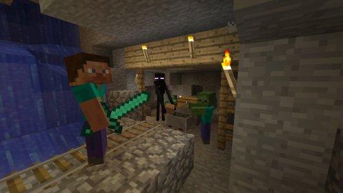 Minecraft  galerija
