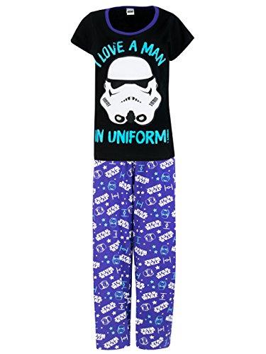 Star Wars - Pigiama per donna - Stormtrooper - Small