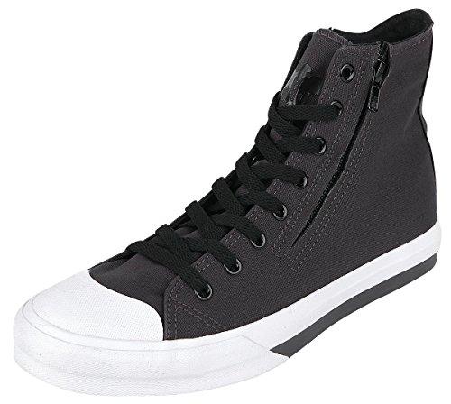 Black Premium by EMP Zip Sneaker Scarpe grigio EU47