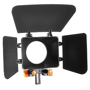 Pare-soleil V-MatteBox de la marque Aputure flexible pour objectifs 43 mm à 77mm LF166