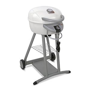 Char-Broil TRU Infrared Patio Bistro Electric Grill, Vanilla