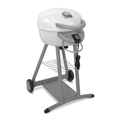 Char-Broil TRU Infrared Patio Bistro Electric Grill, Vanilla