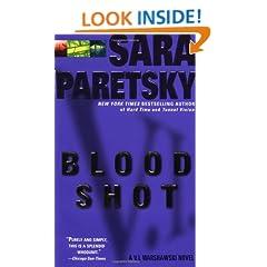 Blood Shot (V.I. Warshawski Novels)