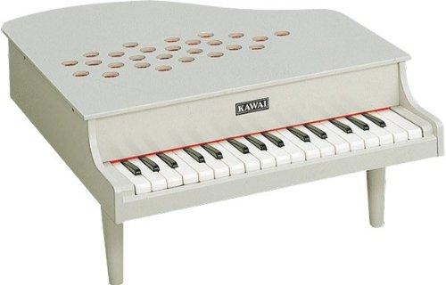 KAWAI ミニピアノ P-32 (アイボリー)