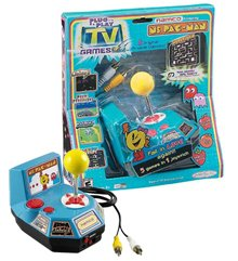 Namco Ms. Pac-Man Plug & Play with 5 TV Games