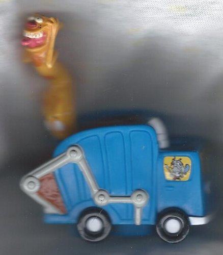 """BURGER KING - CATDOG """"Gourmet Garbage Chaser"""" - 1999 by Nickelodeon - 1"""