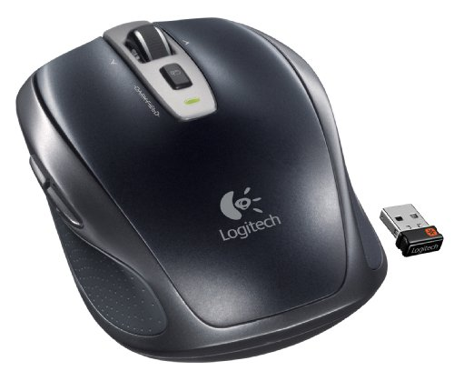 Logitech Wireless Anywhere Mouse MX (910-000872) - Old Version